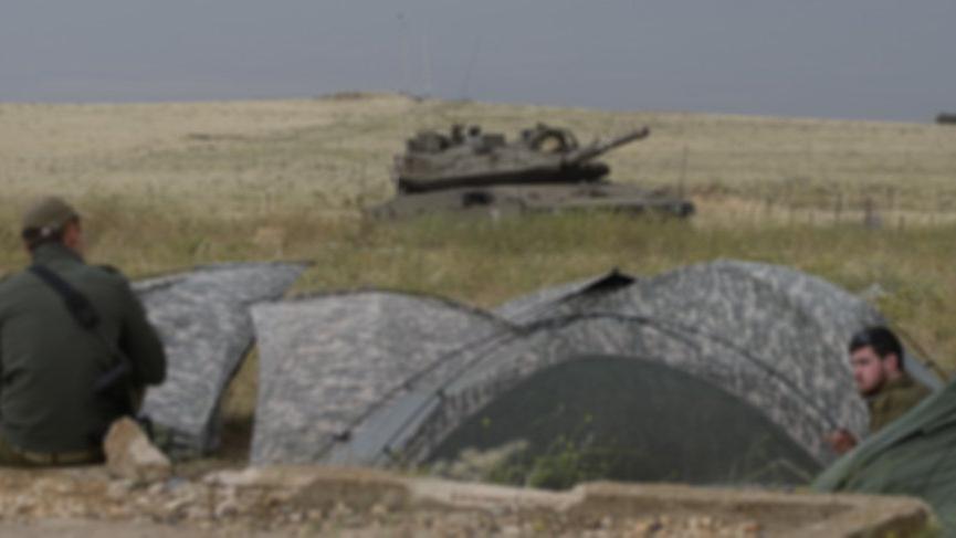 Son dakika: Lübnan'dan İsrail tarafına tanksavar atışı! Sığınaklar açıldı