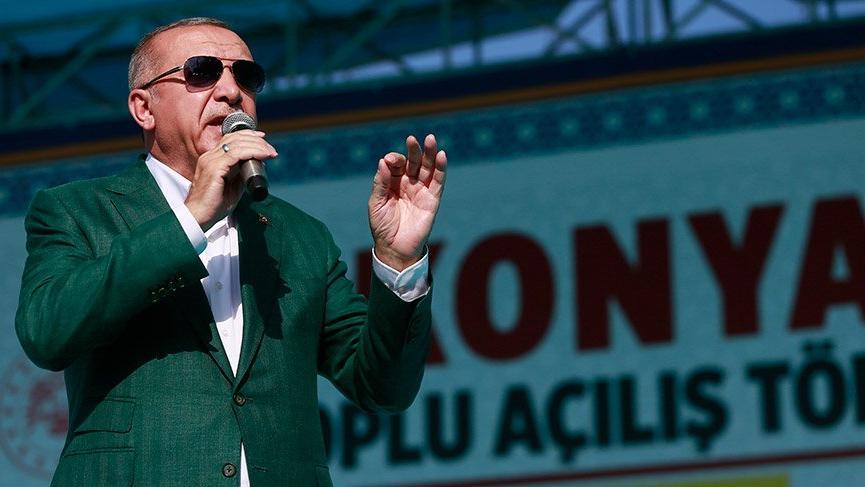Cumhurbaşkanı Erdoğan: Bizim de yapacaklarımız var