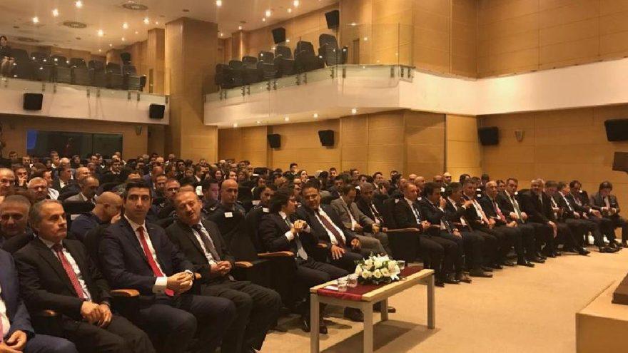 Anadolu Adliyesi'nde adli yıl açılış töreni yapıldı