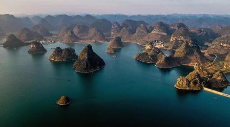 Çin'in 10 bin yıllık kenti Baise