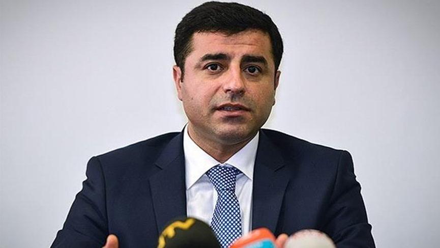 Son dakika... Selahattin Demirtaş hakkında tutuklu bulunduğu davada tahliye kararı