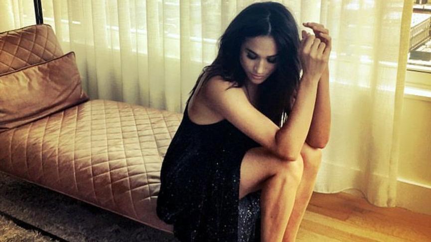 Meghan Markle'ın setlere geri dönmek istediği iddia edildi