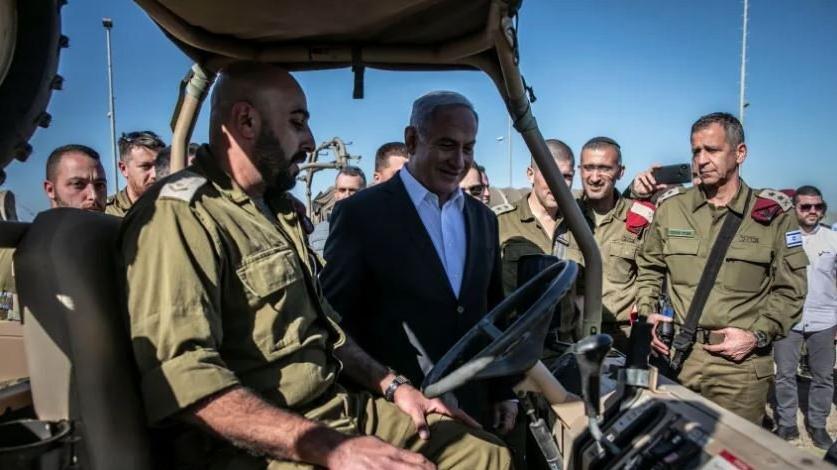 Netanyahu'ya büyük tepki: Bu kareler kriz çıkardı