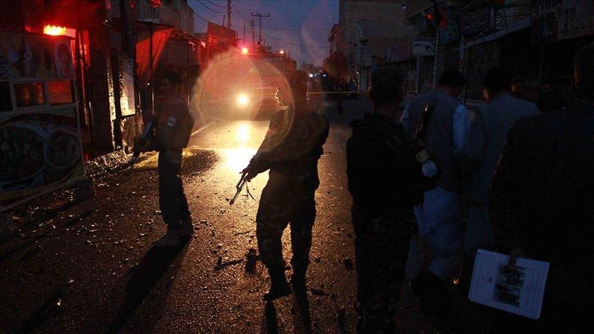 Kabil'de bombalı saldırı: Çok sayıda ölü var