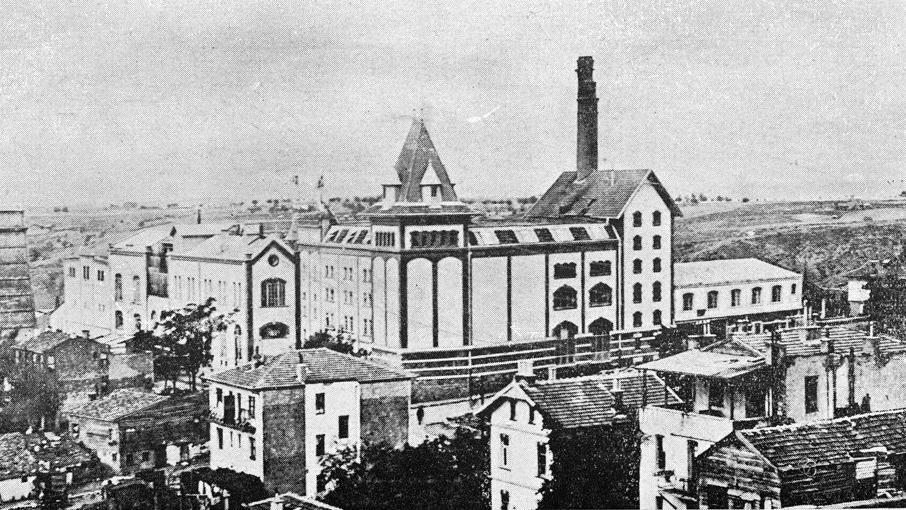 Bomonti Bira Fabrikası Diyanet'e devredildi!