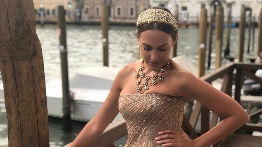 Meryem Uzerli 76. Venedik Film Festivali'ne katıldı