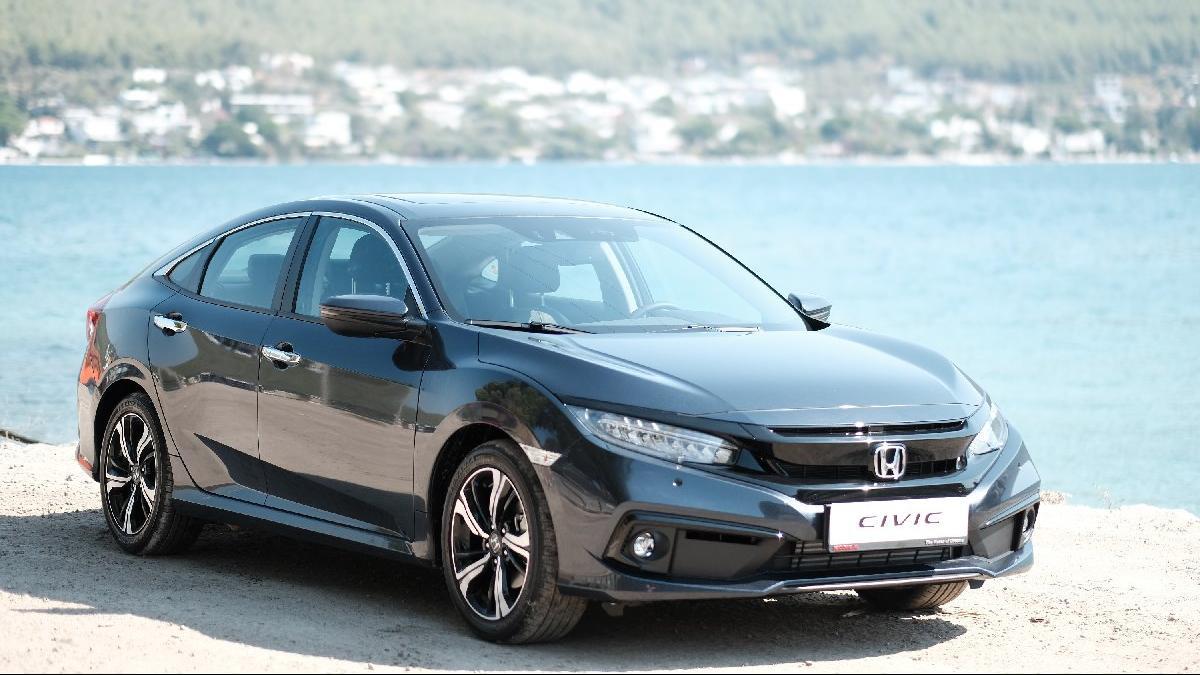 Yeni Honda Civic kaç para?
