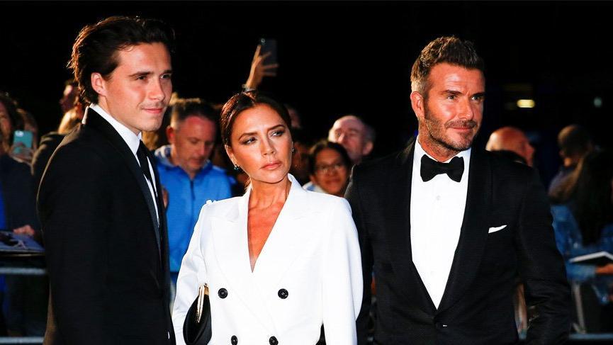 David Beckham GQ Editör Özel Ödülü'ne layık görüldü