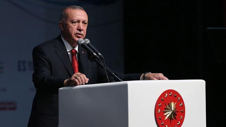 Cumhurbaşkanı Erdoğan'dan nükleer silah çıkışı