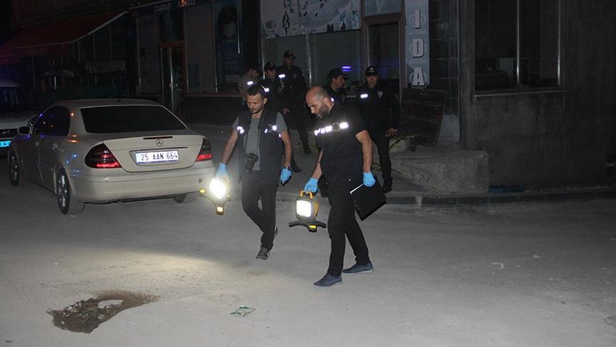 Erzurum'da silahlı kavga! Bir ölü, 4 ağır yaralı