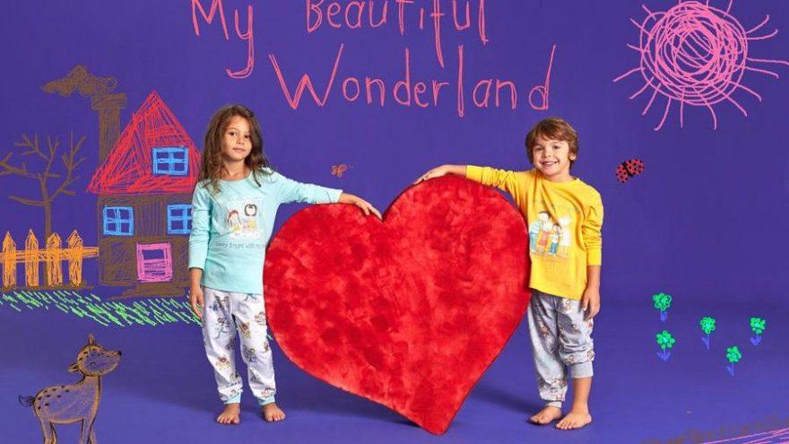 LC Waikiki çocukların mutlu düşlerinden koleksiyon hazırladı