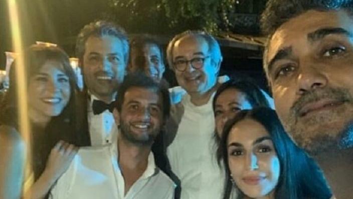 Kadın dizisinin Arif'i Feyyaz Duman ile Zozan Şimşek evlendi!