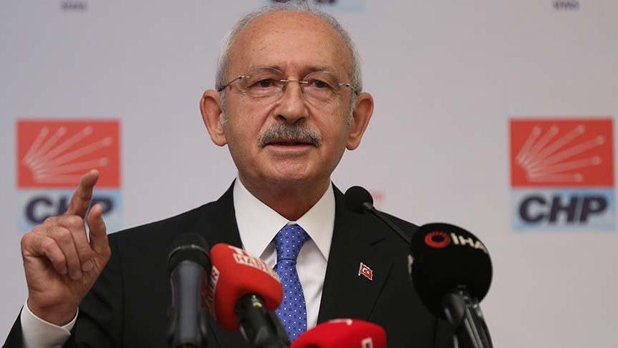 Kılıçdaroğlu: Sırtı kalınlara karşıyım