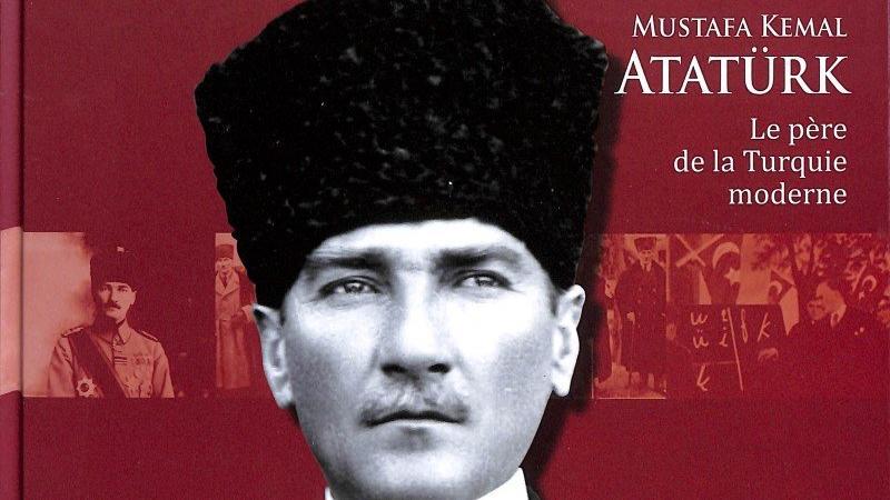 Fransız derginin Atatürk sayısı yok sattı