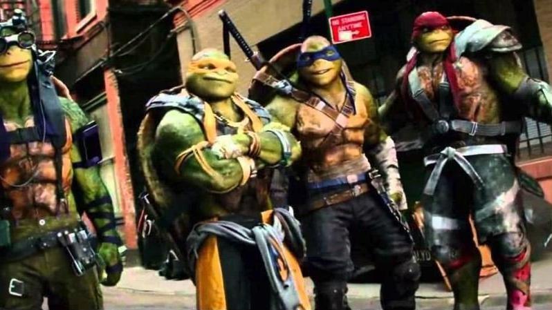 Ninja Kaplumbağalar 2 filminin konusu ne? İşte Ninja Kaplumbağalar oyuncuları…