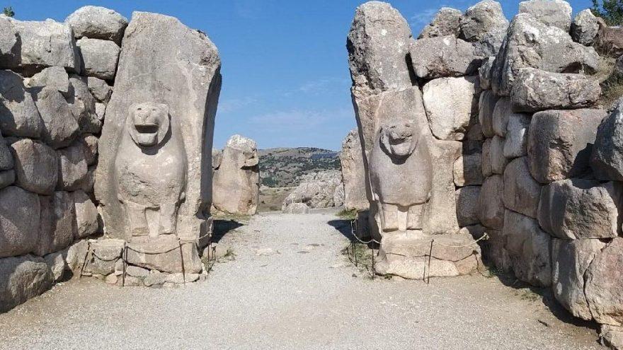 Hititler´in başkentinde 3 bin 500 yıllık tarih ortaya çıkarılıyor