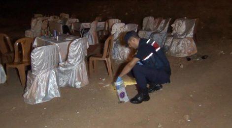 Düğünde maganda kurşunları sonucu 5 kişi yaralandı