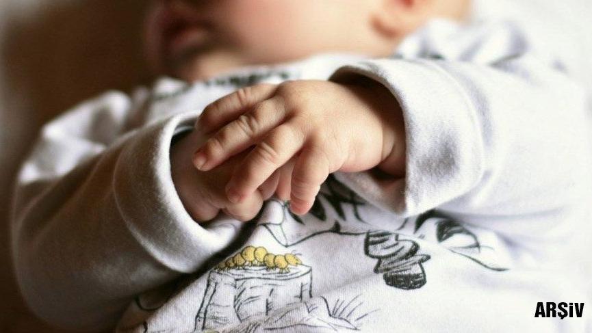 8 aylık bebekten çok acı haber... Yatağında ölü bulundu