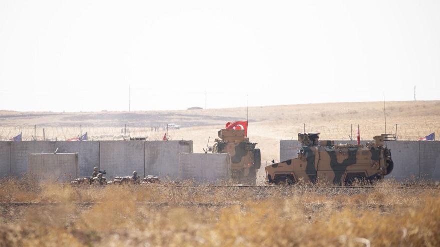 Son dakika.. Türk ve ABD askerleri ortak kara devriyeye çıktı