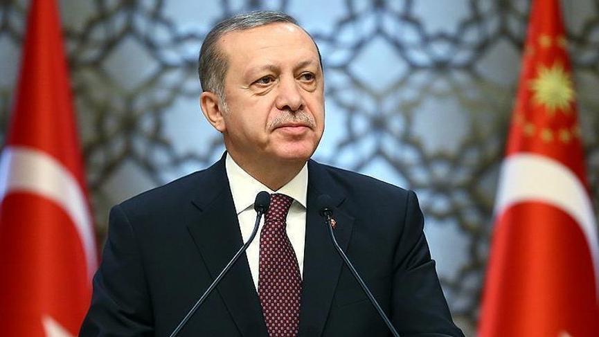 Erdoğan'dan ABD'ye güvenli bölge mesajı!