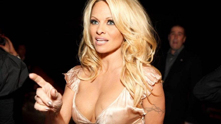 Pamela Anderson'dan #Susamam paylaşımı