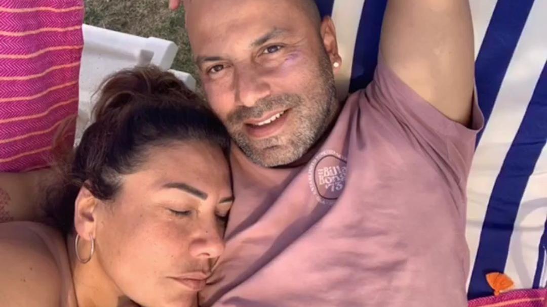 Işın Karaca'dan eşi Tuğrul Odabaş'a duygusal kutlama