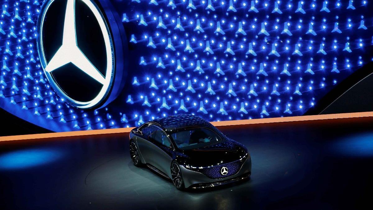 Mercedes Tesla'yı bu modeliyle avlayacak!
