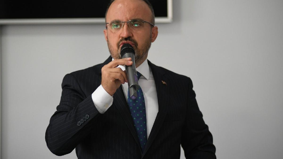 AKP'li Turan'dan, Arınç'a Ahmet Türk tepkisi