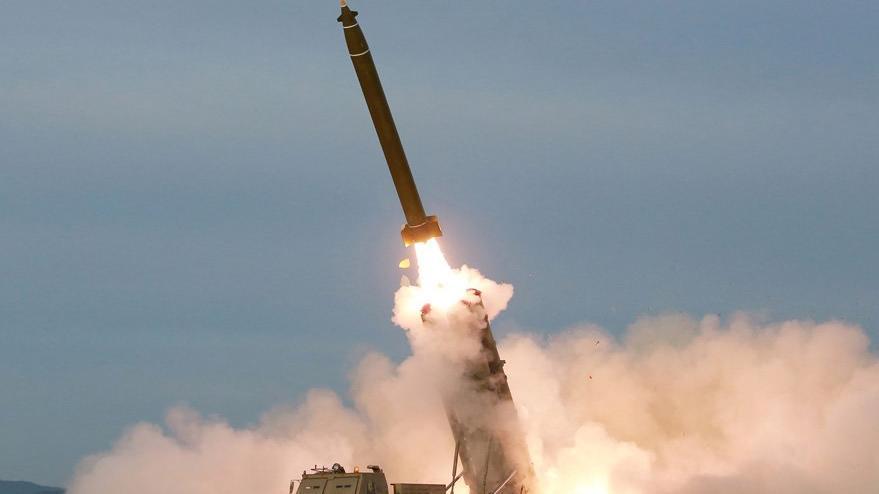 Kuzey Kore'den korkutan kısa menzilli füze denemesi