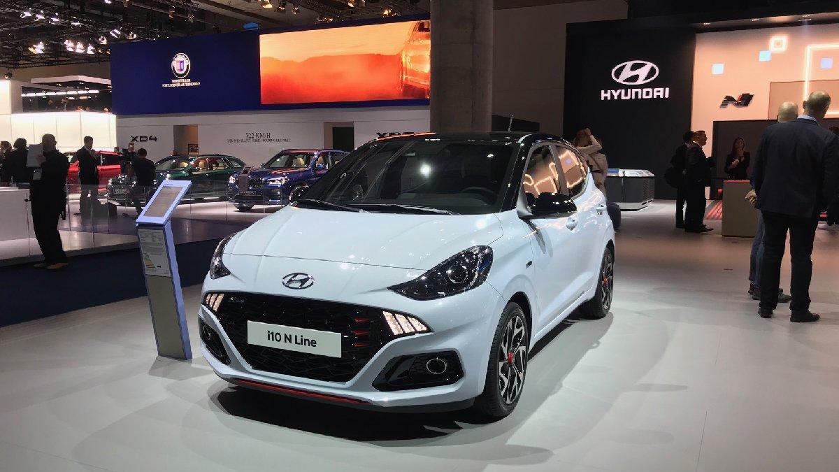 Hyundai'dan Almanya'da gövde gösterisi!