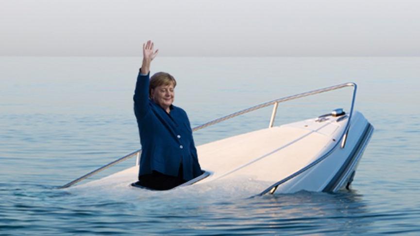 Almanya'da gemi su mu almaya başladı?