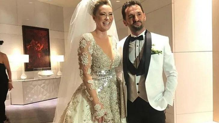 Aylin Coşkun ile evlenen Volkan Aslan, hastanelik oldu
