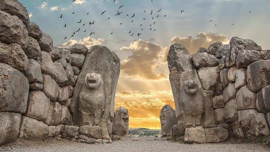 Tarihin derinliklerine yolculuk: Türkiye'deki en büyük antik kentler