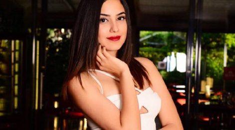 Ünlü oyuncu Ceren Kaplakarslan sevgilisi tarafından darp edildi!