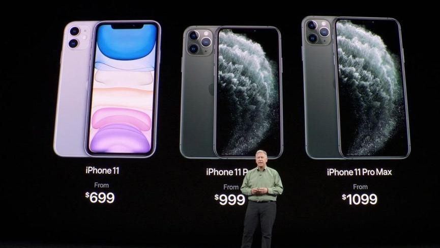iPhone 11 Türkiye'de kaç lira olacak? iPhone 11 serisinin tahmini Türkiye fiyatı ve özellikleri...