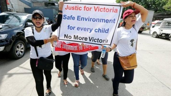 Anaokulunda tecavüze uğrayan 3 yaşındaki çocuk mahkemeye ifade verdi