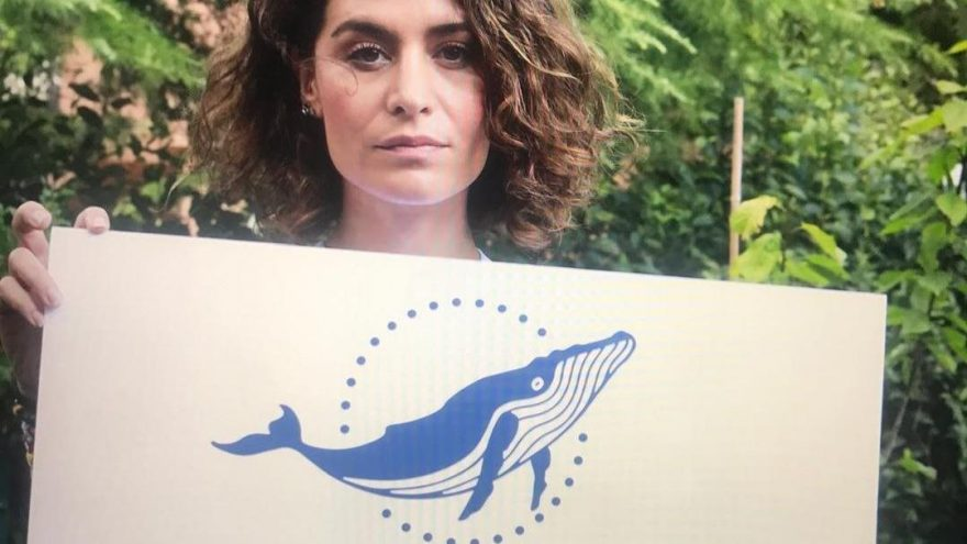 Belçim Bilgin Greenpeace Türkiye ekibi ile çalışmaya başladı