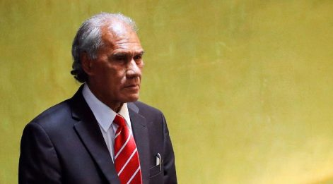 Bir ülke yasta: Görevdeki başbakan hayatını kaybetti