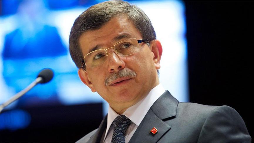 AKP'nin ihraç talebinden sonra savunması istenen Davutoğlu yarın Ankara'da kararını açıklayacak