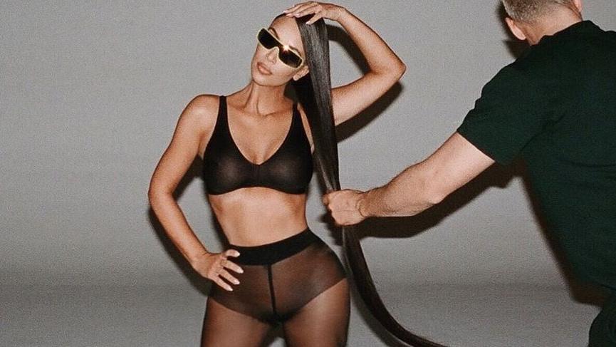 Kim Kardashian Skims'i satışa çıkardı dakikalar içinde 2 milyon dolar kazandı