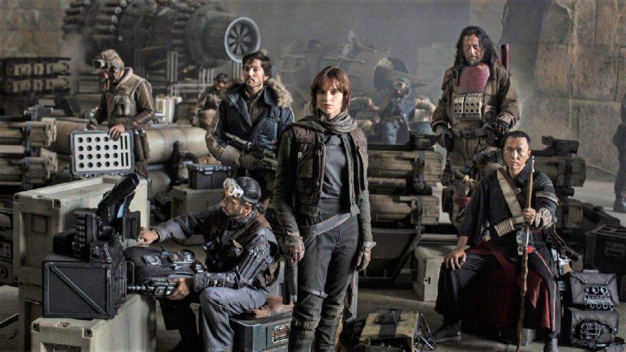 Rogue One: Bir Star Wars Hikayesi konusu ve oyuncuları