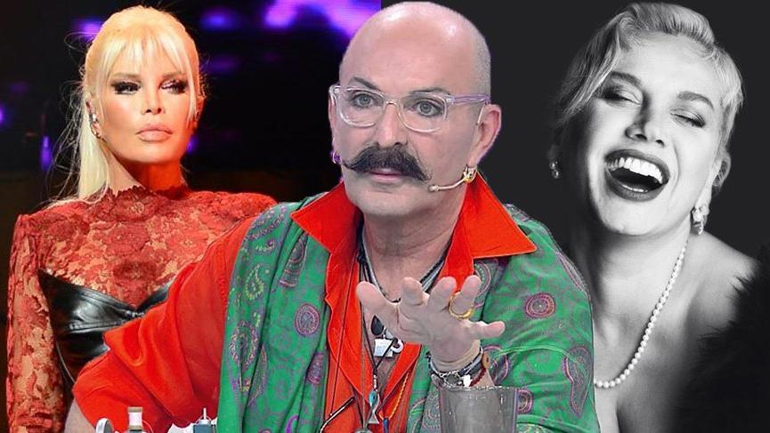 Cemil İpekçi'den ünlüler hakkında şaşırtan yorumlar