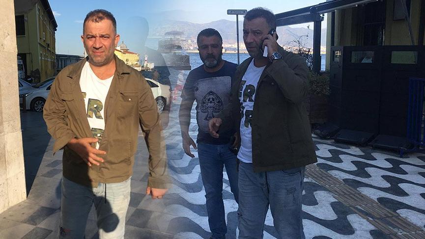 Şevket Çoruh İzmir'de darp edildi