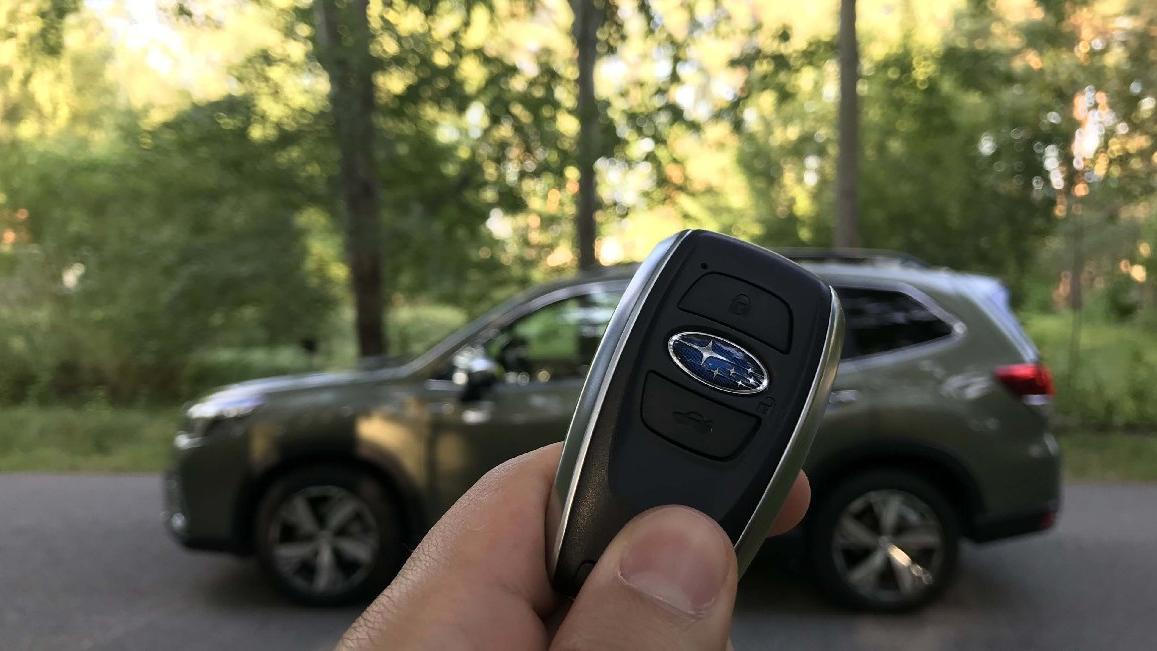 Subaru Forester 'hibrit' motoruyla geliyor!