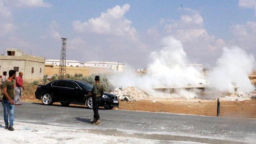 Sınırdaki bombalı saldırı sonrası askerler alarm durumunda!