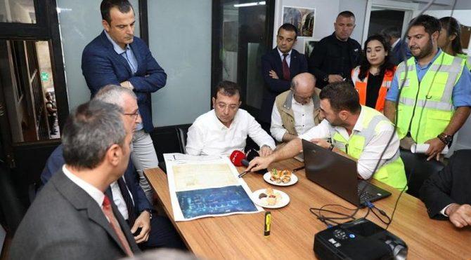 İmamoğlu: Tarihi yarımadayı gezilebilir hale  getirdiğimizde İstanbul ve Türkiye kazanacak