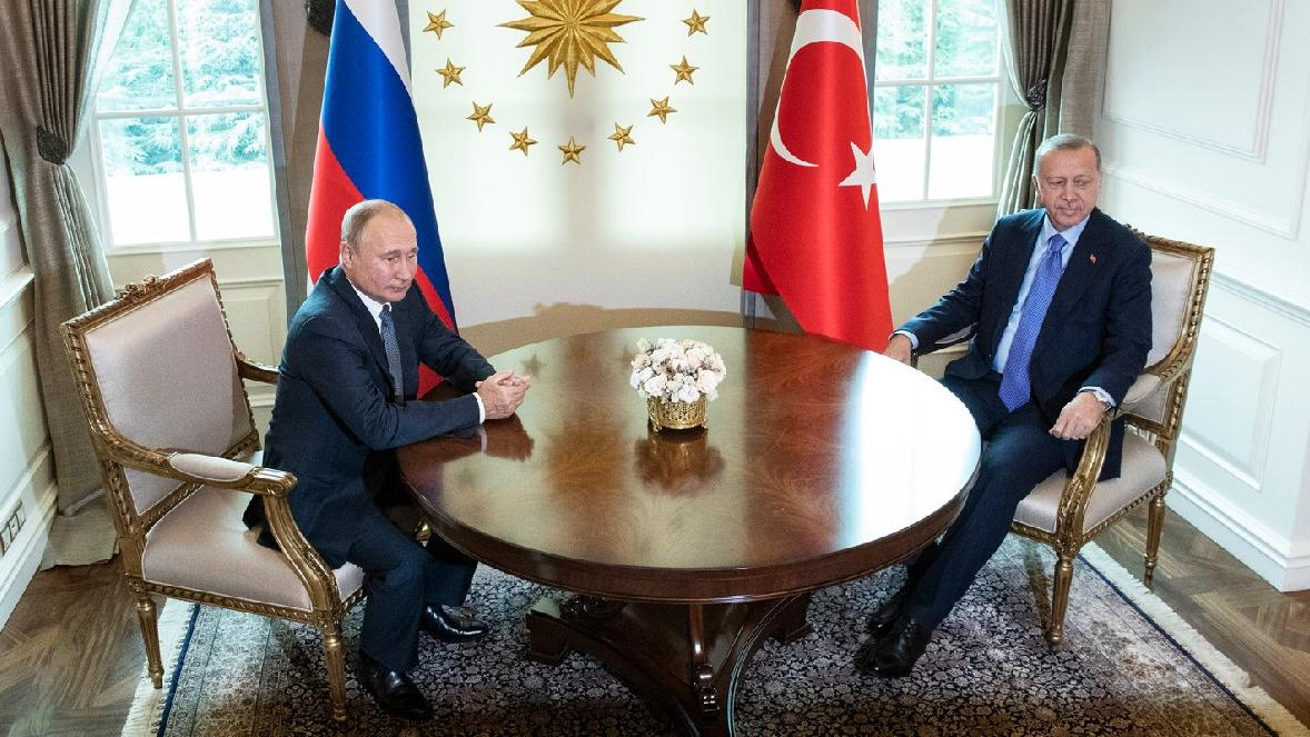 Liderler üçlü zirve için Ankara'da!