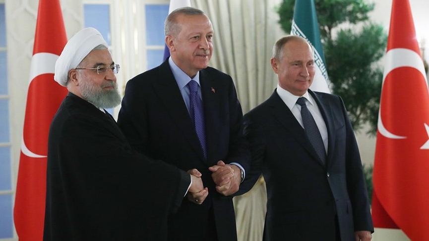 Son dakika... Üçlü Suriye zirvesi öncesi liderlerden flaş açıklamalar!