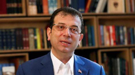 İBB Başkanı Ekrem İmamoğlu, SÖZCÜ yazarlarına konuştu