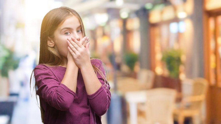 Çocuklarda ağız kokusu nedenleri nelerdir?